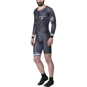 Bioracer Van Vlaanderen Speedsuit Timetrial lange mouwen, black